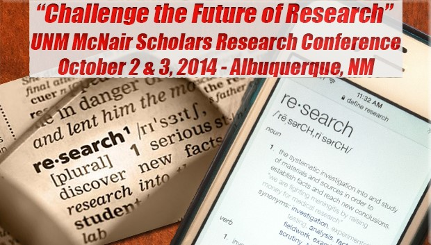 Ronald E. McNair Research Conference